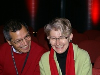 Ono et Geneviève Iacono
