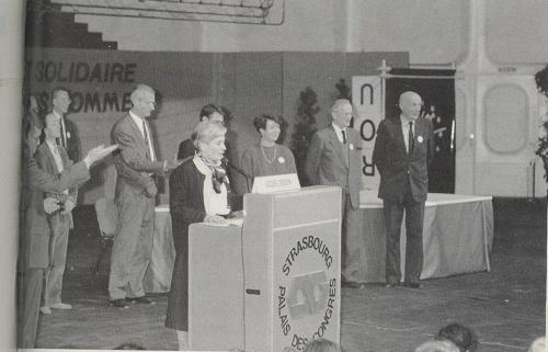 Congrès de Strasbourg 1990